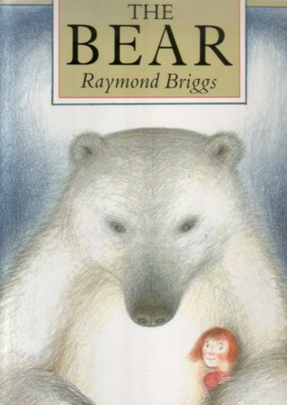 The Bear , Raymond Briggs, first published in London, this is the first Canadian edition, Vancouver and Toronto, Douglas & McIntyre, 1994