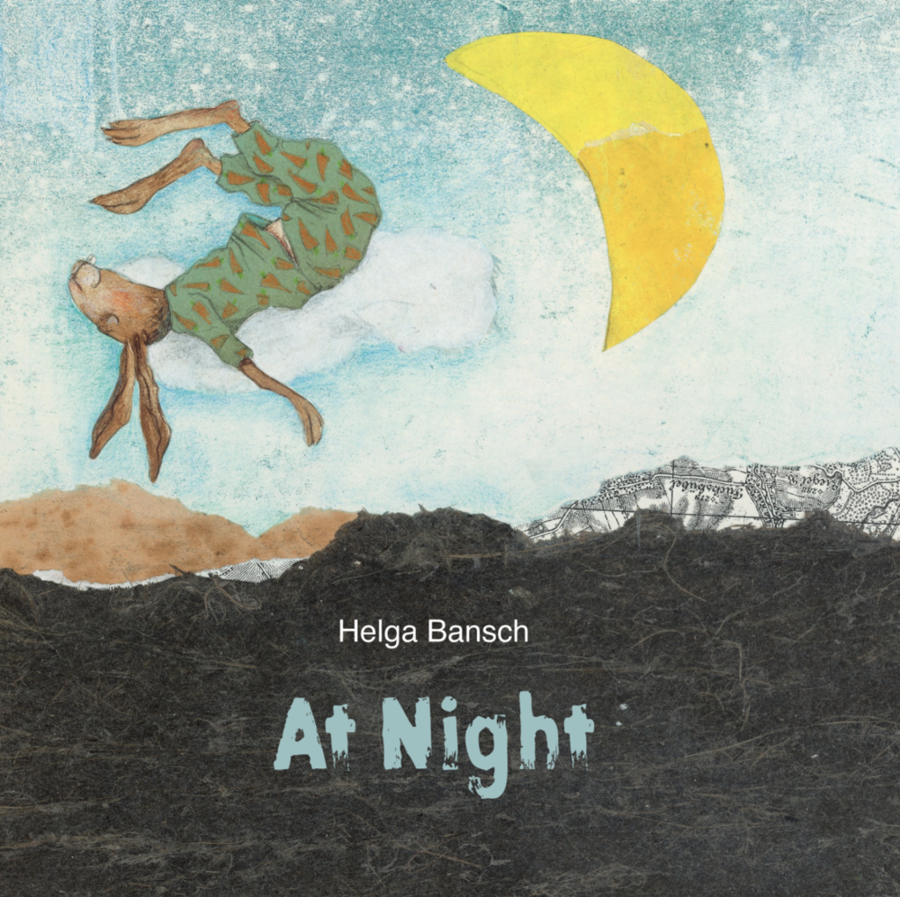 Cover from   At Night  , Helen Bansch