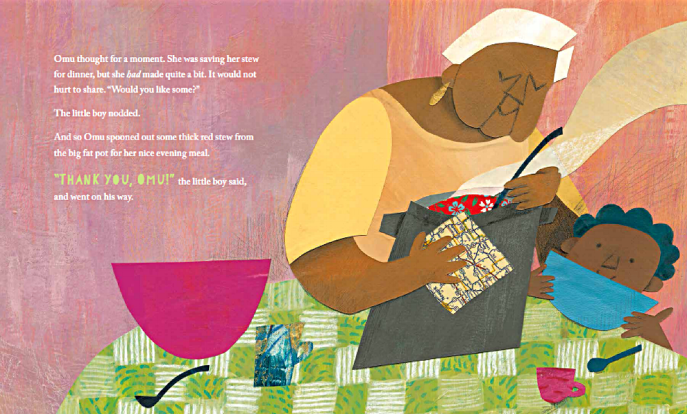 An Interview with Oge Mora — Art of the Picture Book