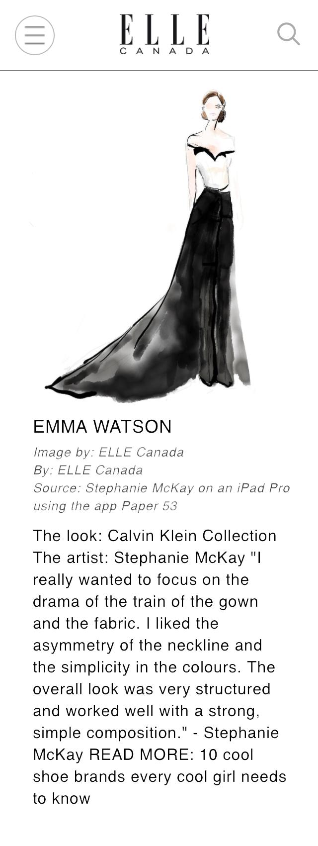 Elle Canada - May 2016