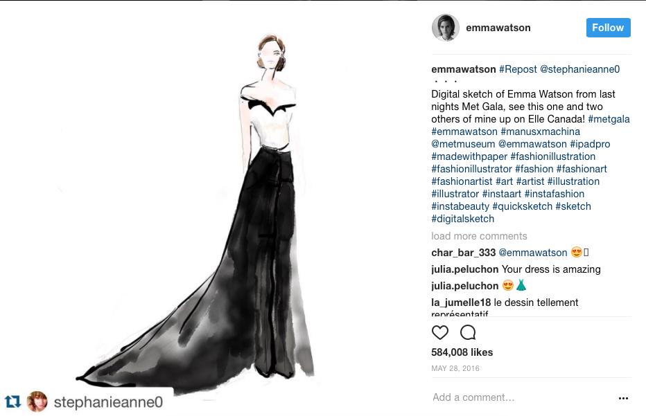 Emma Watson - May 2016