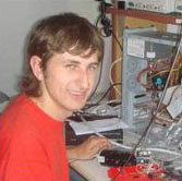 Yuriy Fedyuk Engineer, Software and firmware programmer