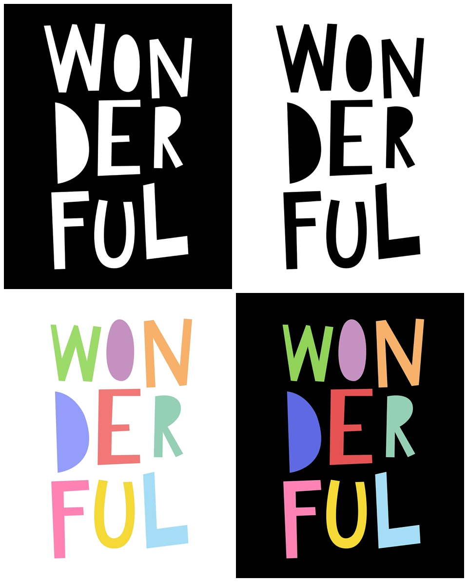 Image:  Hello, Wonderful