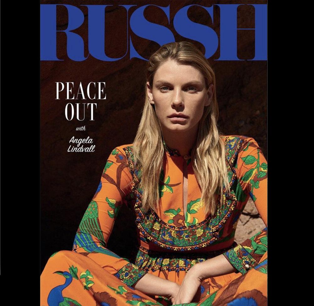 Russh Magazine (Print),  Inner Speaker , 2016