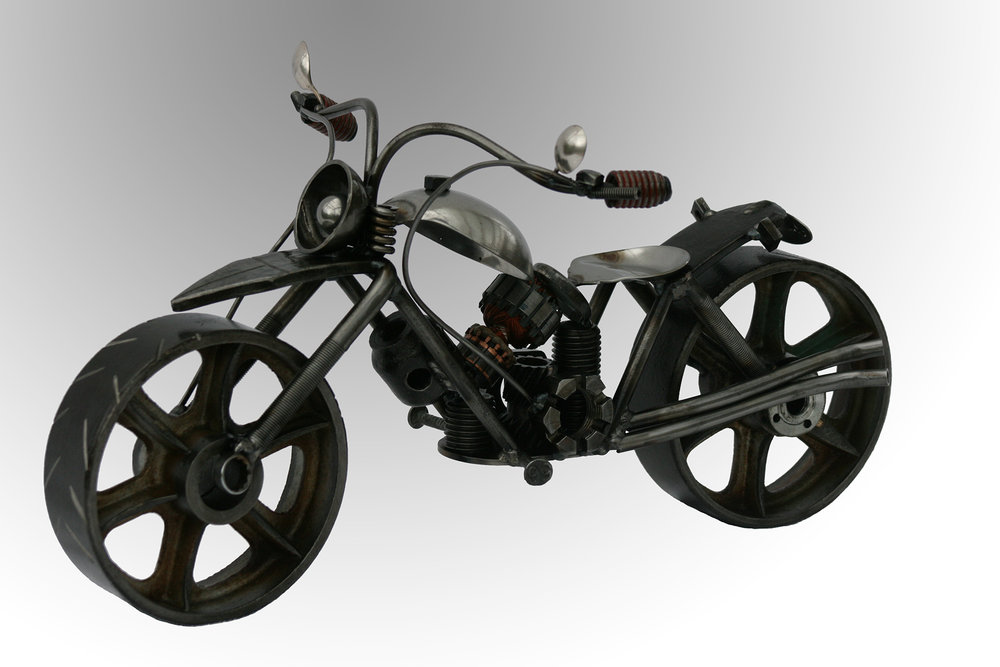 Motorcycle (sold)