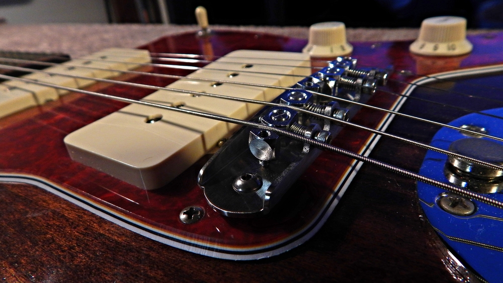 Mastery Bridge...a must have for any Jazzmaster!