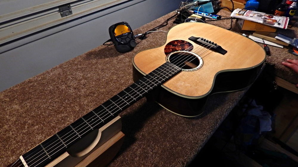 Best Breedlove I've ever played and worked on