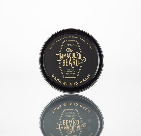 Sasha's hand poured bath and body/The Immaculate Beard