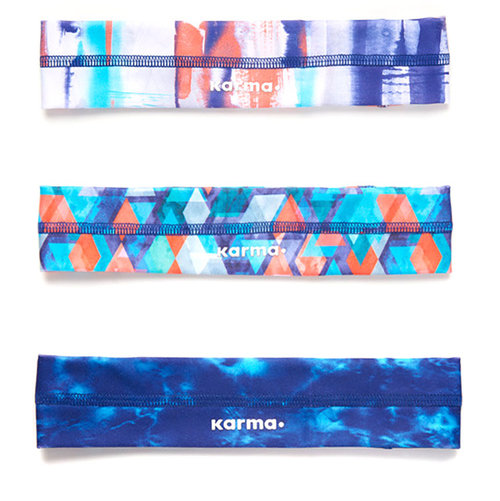 KARMA ATHLETICS HEADBANDS — Surface Designer  d46d80f7770