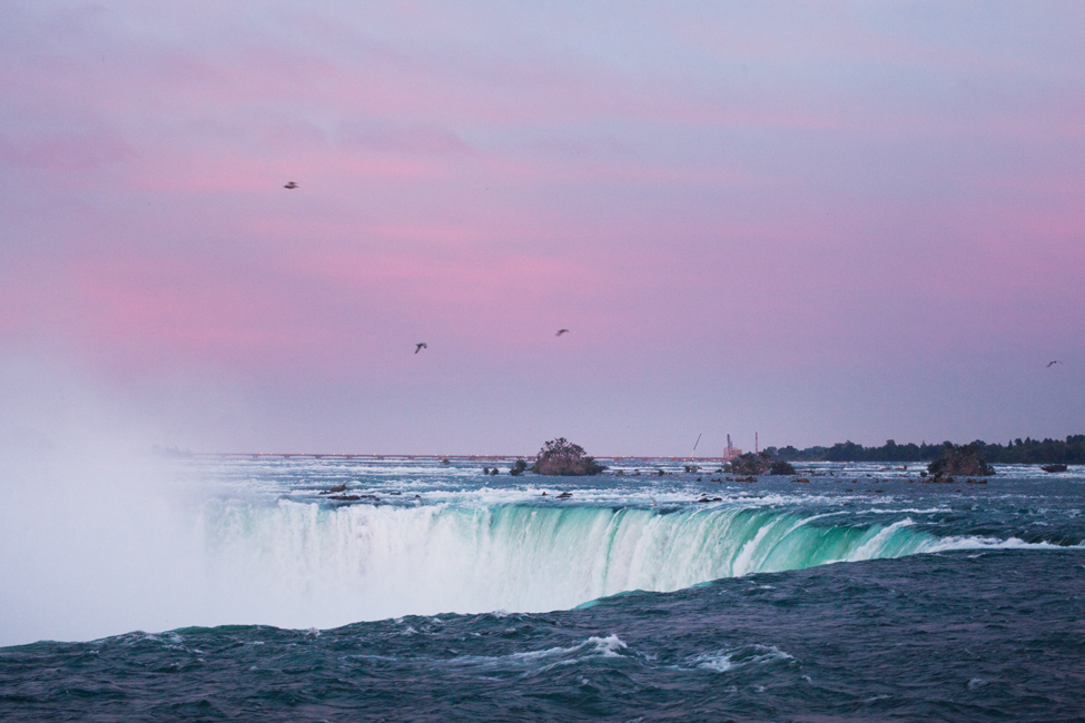 From last year - A travel story from Niagara Falls for Oyster Magazine oystermag: Oyster Visions: 'Around The World' Shot By Everyone Photo: Agnes Thor