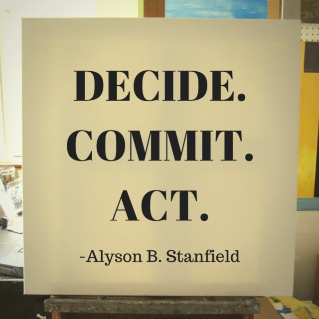 Check out more of Alyson's useful advice on her website:  artbizcoach.com