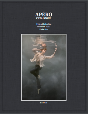 Cover of the  November issue  of Apéro Catalogue.