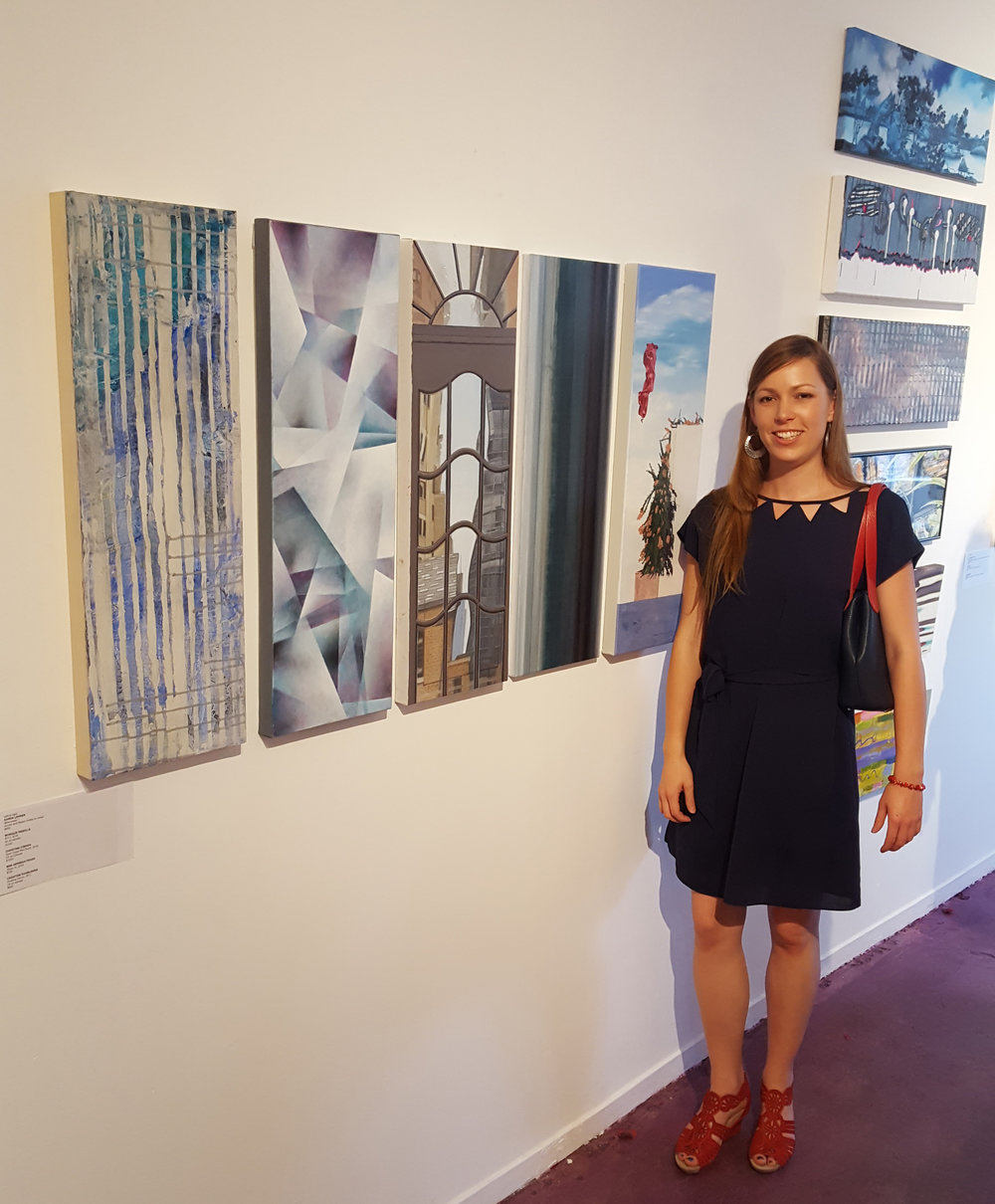 C. Rasmussen at BG Gallery, May 5, 2018