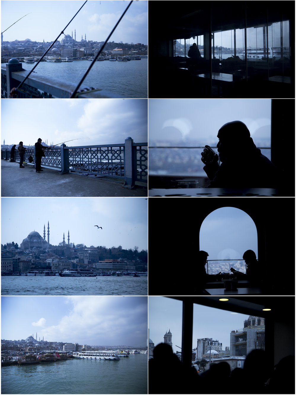 Photo series shot in Turkey