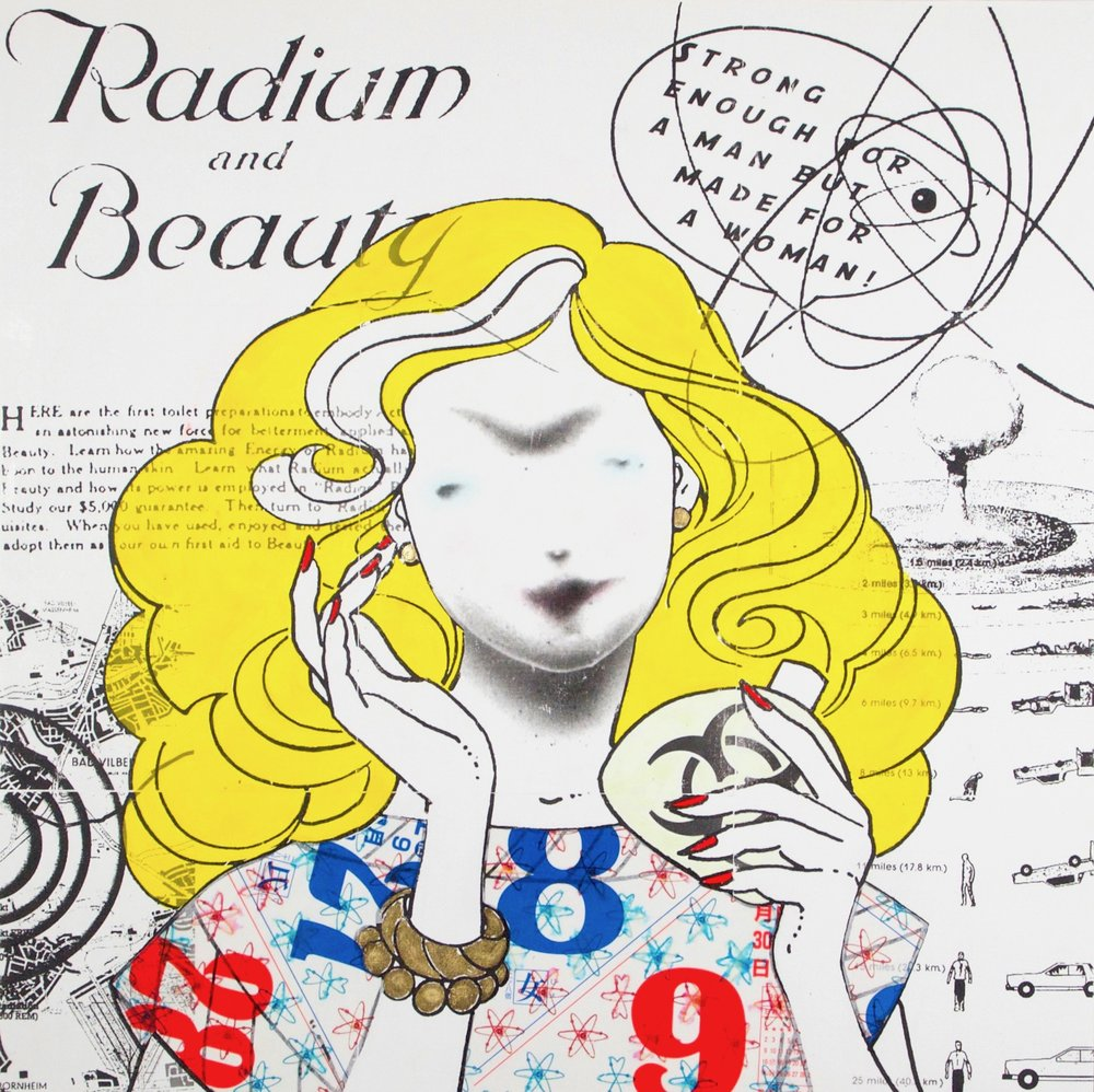 radium and beauty