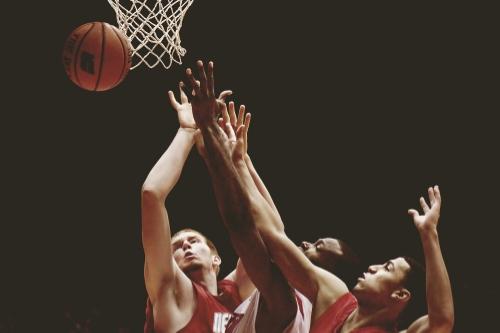 Andrea Nay,  Basketball  (2011)