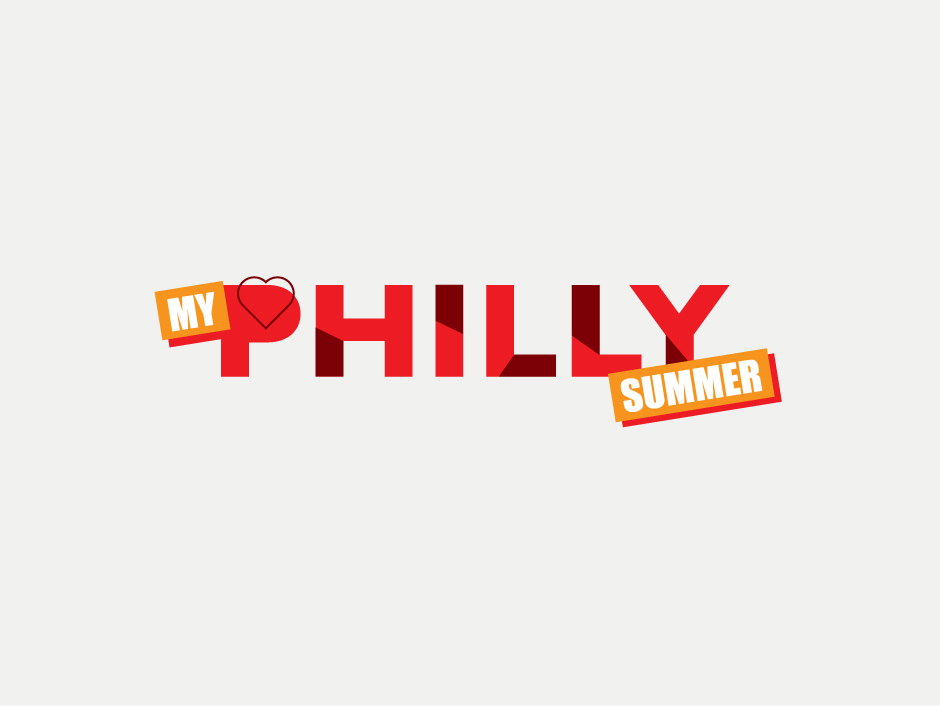 My Philly Summer, a career event logo