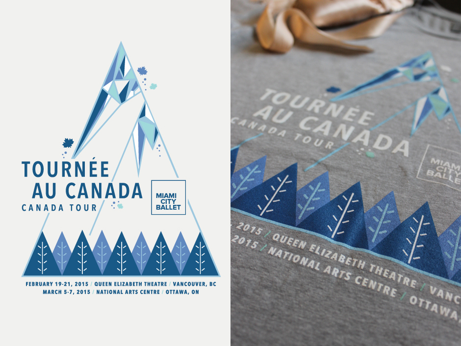 2016 Canadian Tour company clothing
