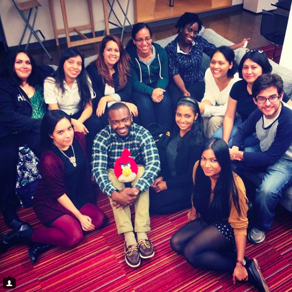 COOP Cohort 1, Fall 2014