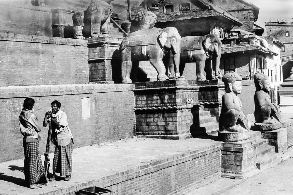 Bhaktapur,Nepal