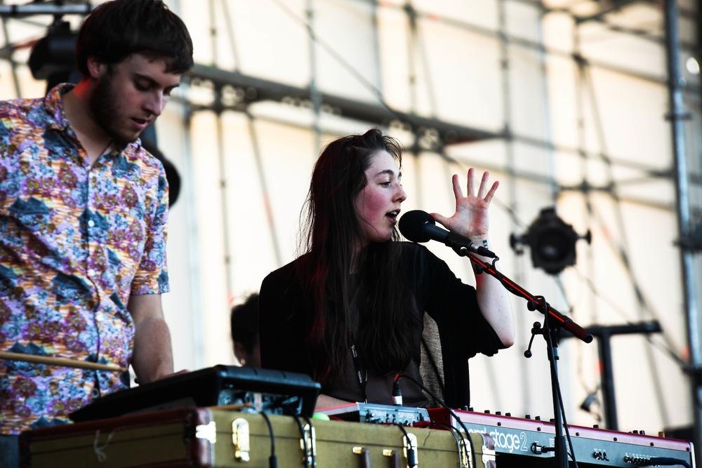 Doprah - Laneway Festival Auckland 2014
