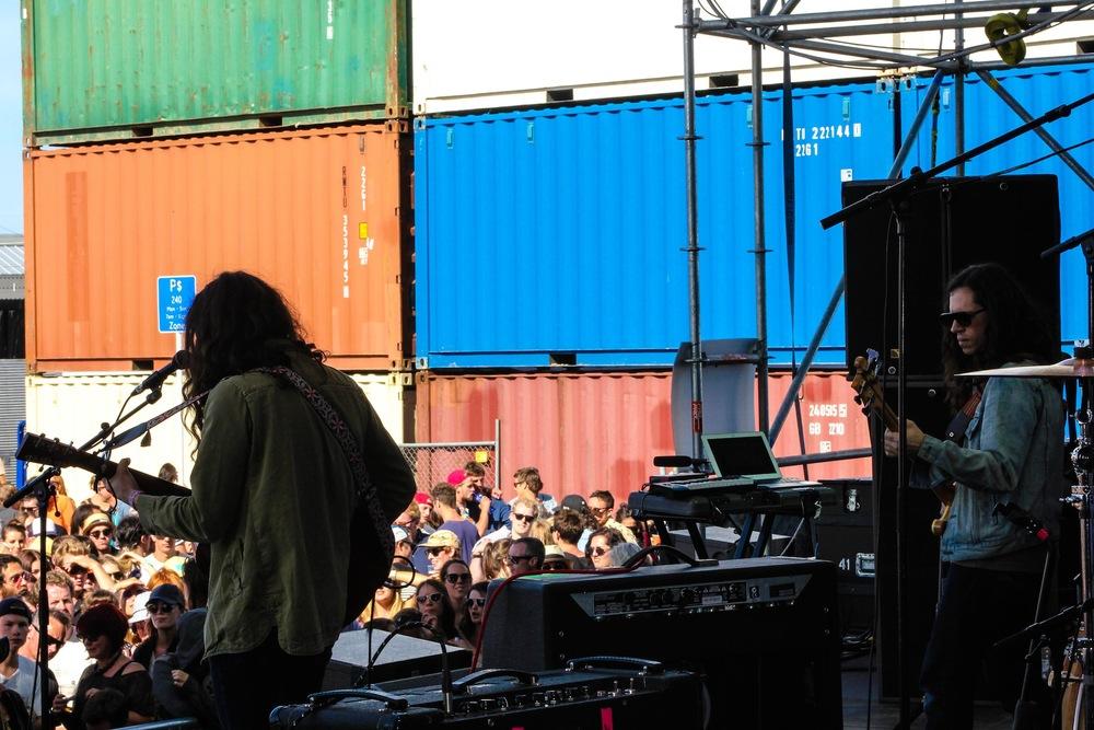 Kurt Vile - Laneway Festival Auckland 2014