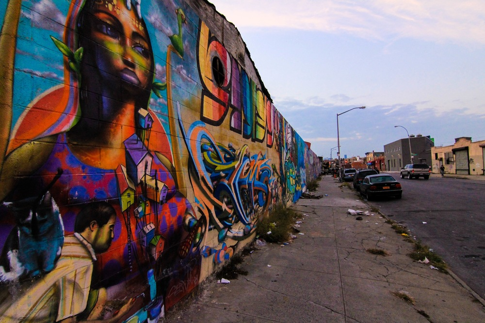 Bushwick, Brooklyn, New York