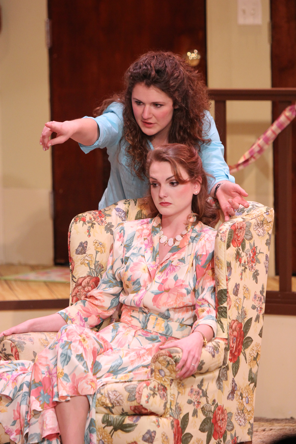Theater CNU's production of The Odd Couple!