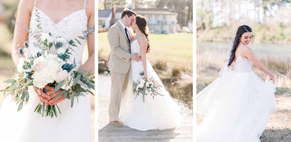 romantic anniversary bay manor styled spring wedding