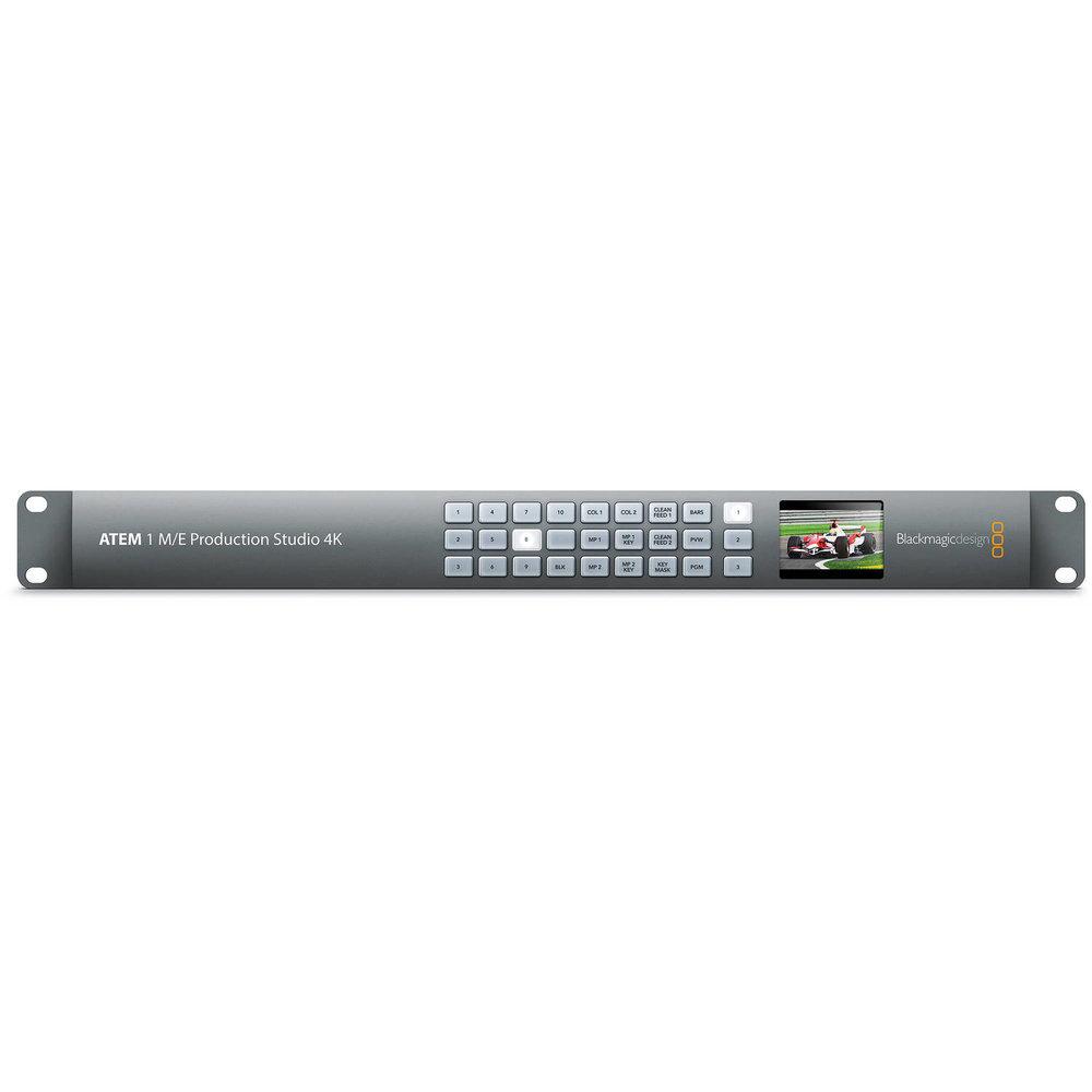 ATEM 1 M/E Prod Studio 4k