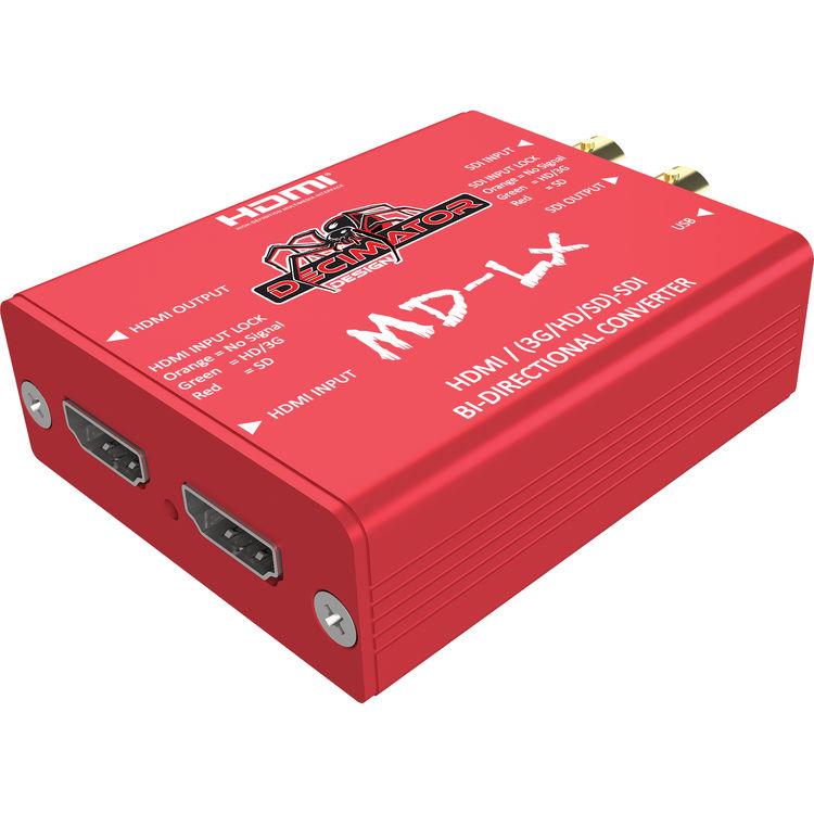 Decimator MD-LX