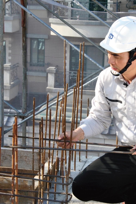 台灣建築安全履歷協會理事長 台灣省結構技師公會理事