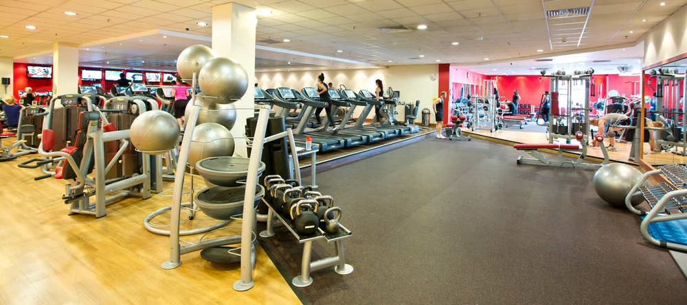 Emejing Commercial Gym Design Ideas Pictures - harmonyfarms.us ...