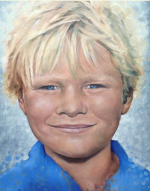Portrait by Caden Montgomery
