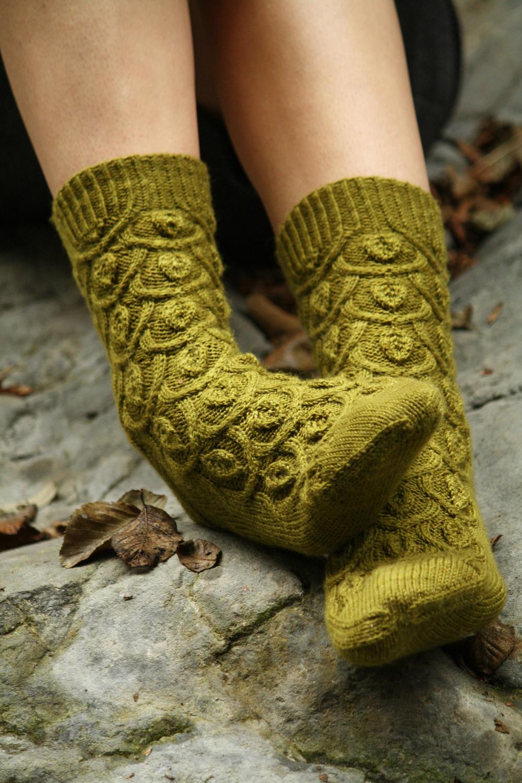 Ivy Trellis Socks.jpg