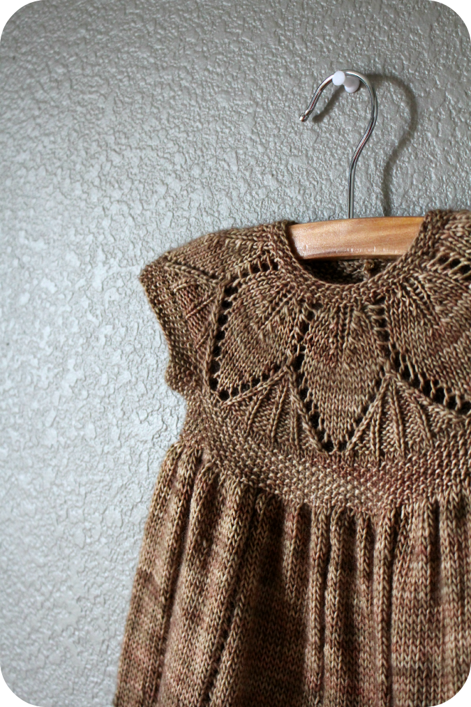 Clara — Never Not Knitting