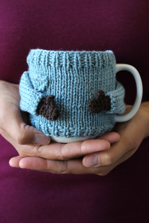 Mug Sweater — Never Not Knitting