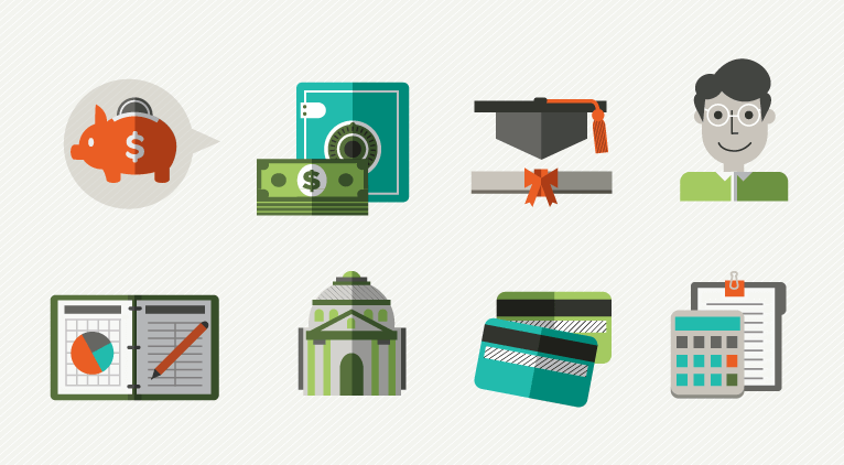 KatMarshello_Financial_Icons