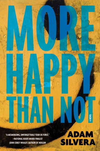 More Happy Than Not US Hardcover
