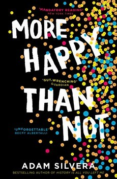 More Happy Than Not UK Paperback