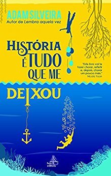 History is All You Left Me Portuguese