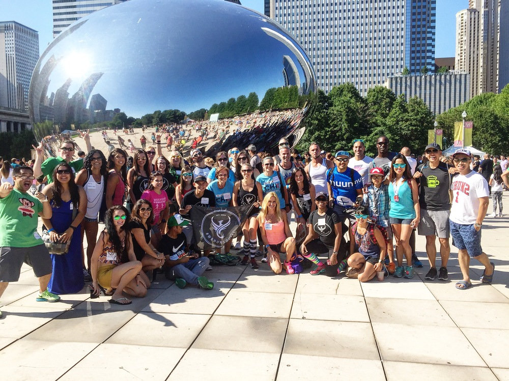 What an amazing group rocking out in the Windy City!