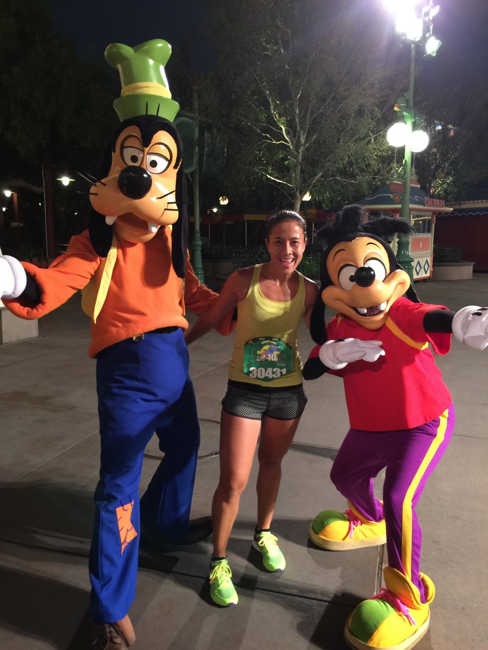 Goofy and Max!