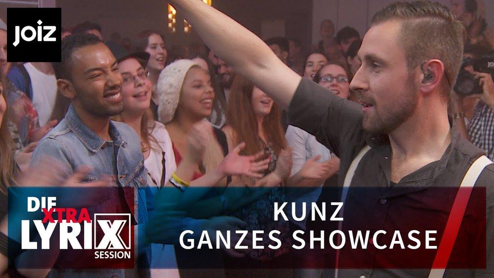 KUNZ LIVE - JOIZ LYRIX SESSION
