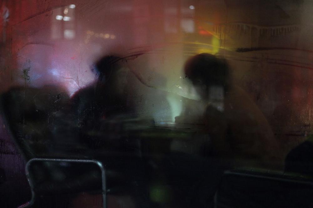 Stockholm // Cafe, 2010.