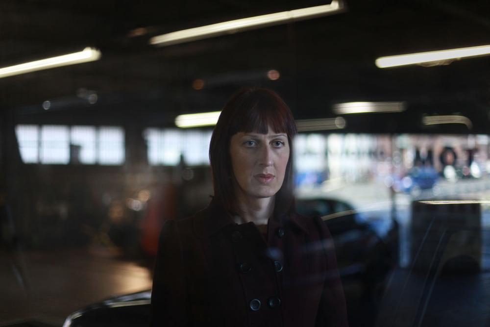 Portrait // Sophie Green, 37, Liverpool, Artist, 2012.