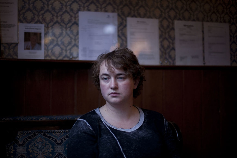 Portrait // Sophie Green, 31, Forest Hill, London, Social Worker, 2012.