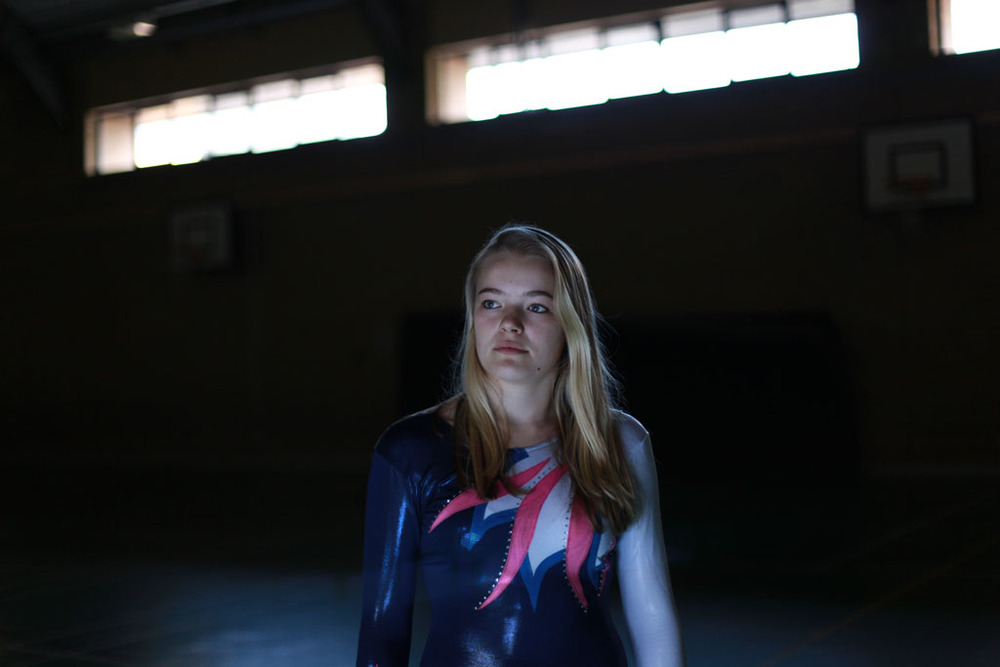 Portrait //  Sophie Green, 18, Sheffield, At School, 2012.