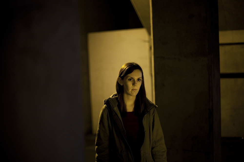 Portrait // Sophie Green, 23, Waterloo, London,Social Researcher, 2012.