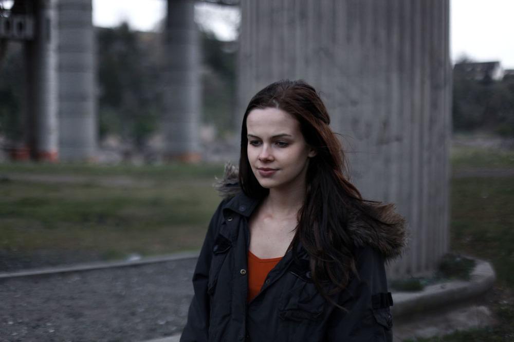 Portrait // Sophie Green, 18, Gloucestershire, Student, 2012.